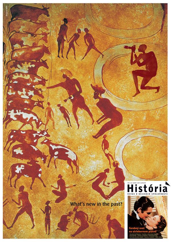 publicité Historia