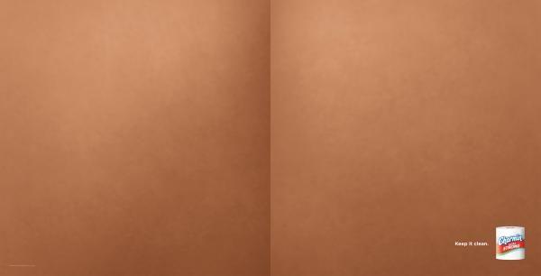 Publicité toilettes : Charmin Bath Tissue