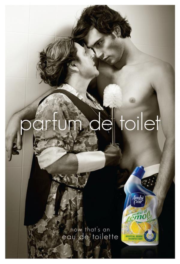 pub Ambi Pur eau de toilette