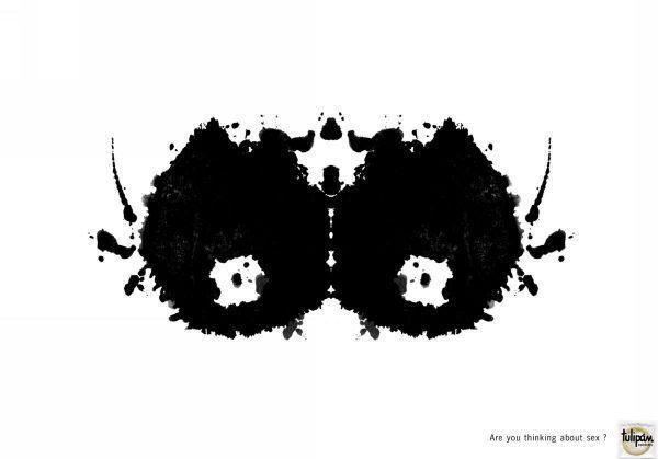 publicité Rorschach tulipam