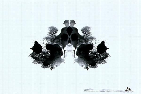 publicité Rorschach médecins sans frontières