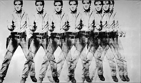 Eight Elvises : 1963