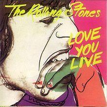 album rolling stone Andy Warhol
