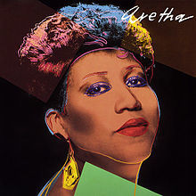 album Aretha Franklin Andy Warhol