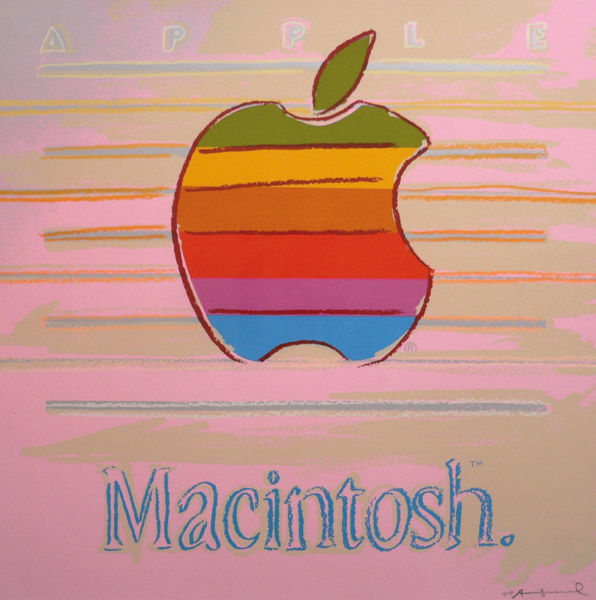 Apple Warhol