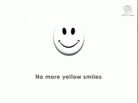 pub smiley Colgate