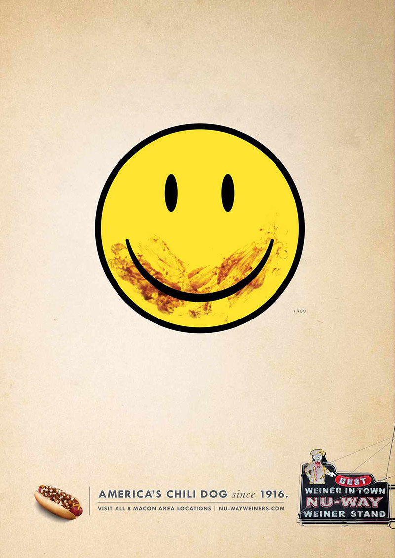 pub smiley Nu-way
