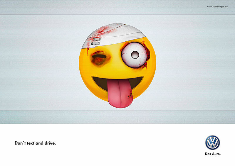 pub smiley Volkswagen