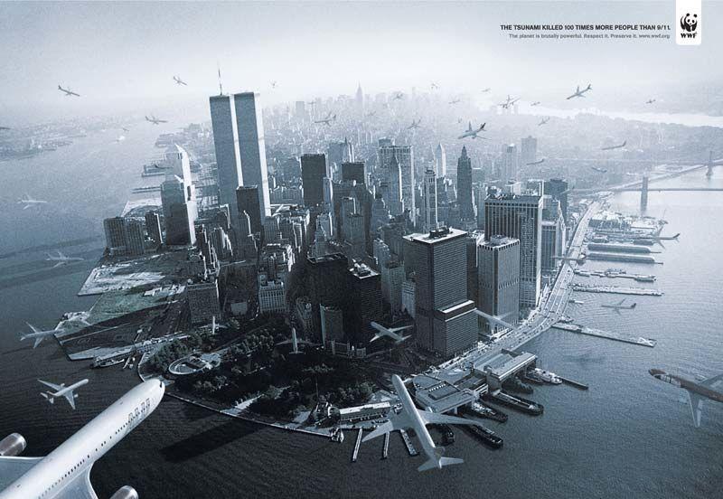 attentats 11 septembre pub
