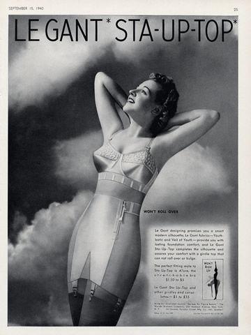 pub lingerie le gant