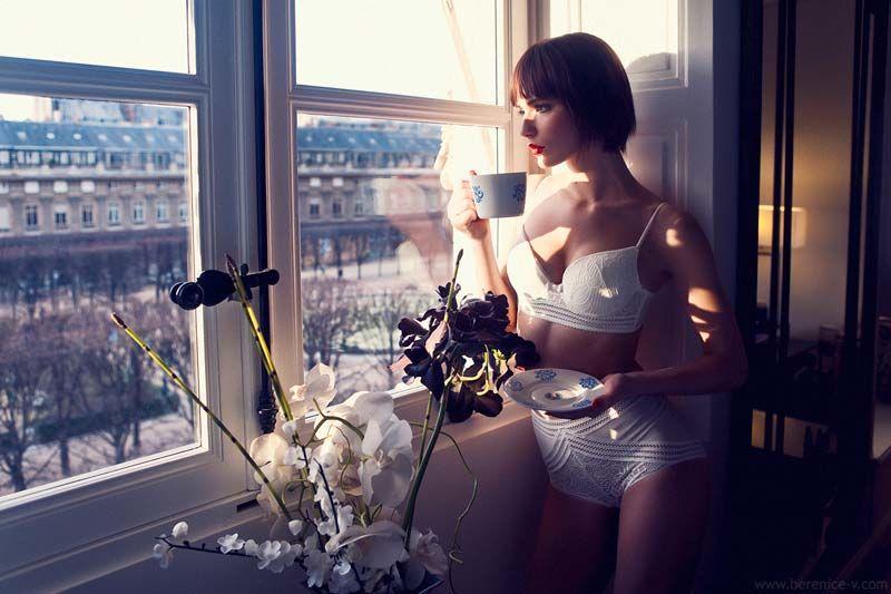 pub lingerie miroir de muses