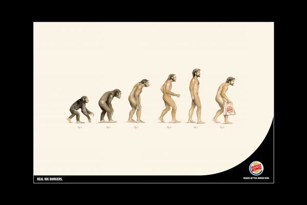 pub evolution Burger King