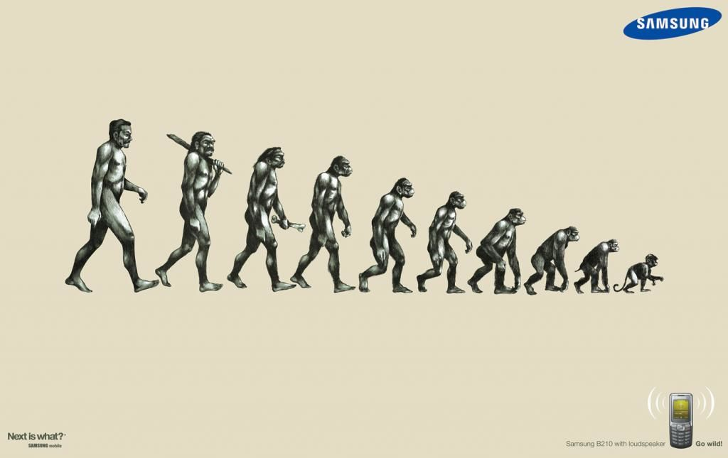 pub evolution Samsung