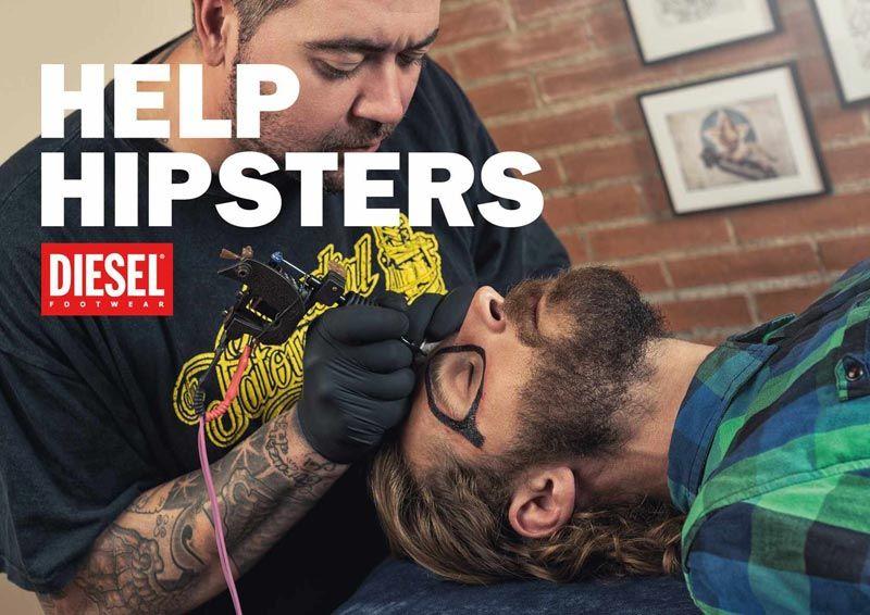 pub hipster Diesel
