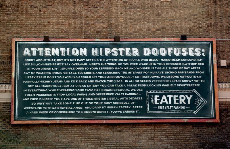 pub hipster Urban Eatery Restaurant