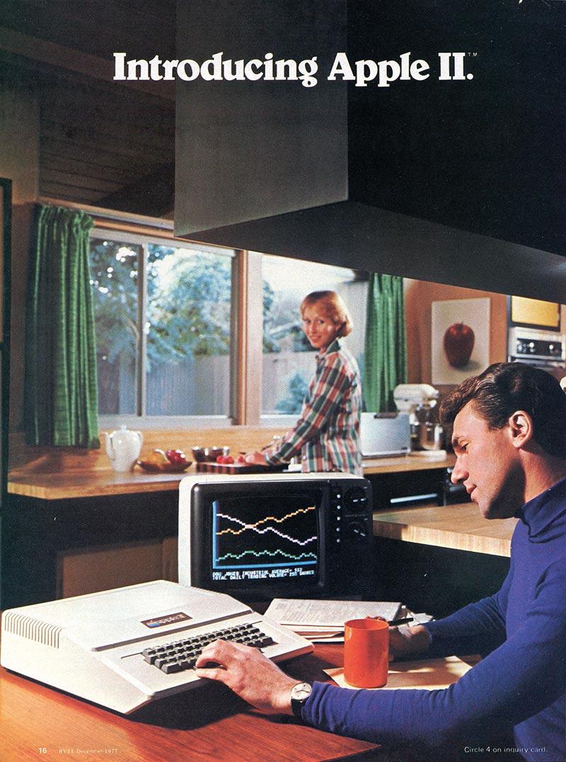 publicité Apple II