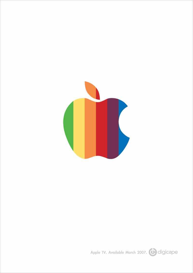 publicité Apple TV