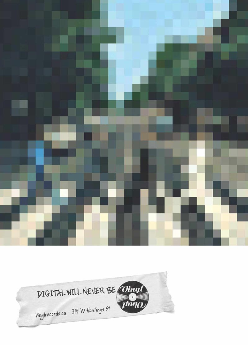 publicité pixels Vynilrecords.ca