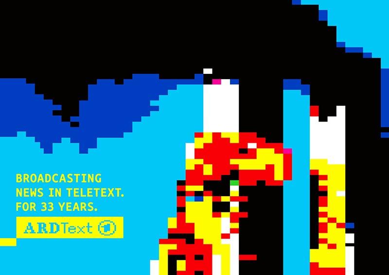publicité pixels ARDText