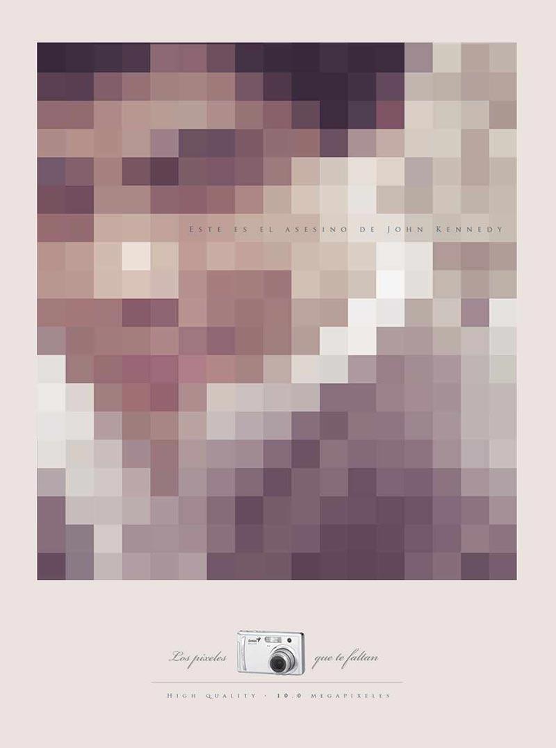 publicité pixels