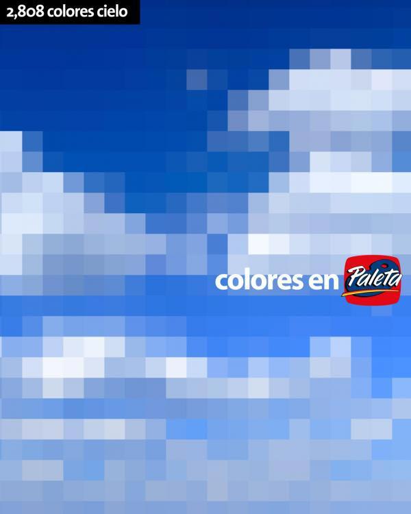publicité pixels Paleta