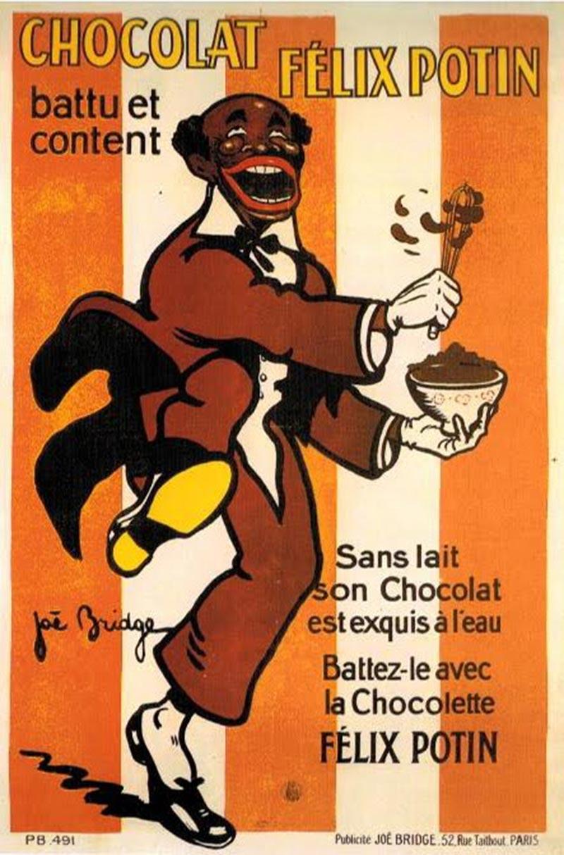 pub raciste Felix Potin 1922