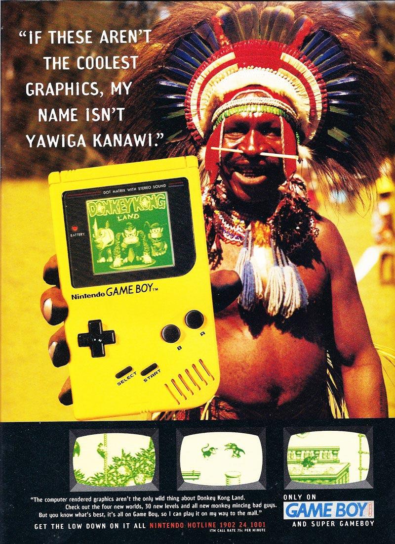 pub raciste Nintendo