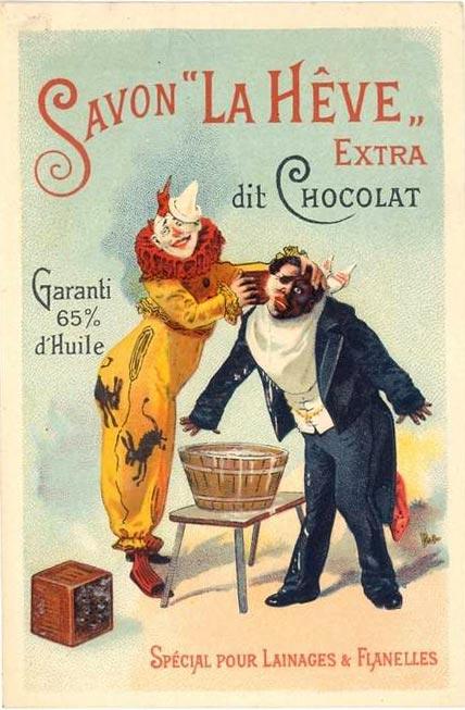 100 ans de racisme l 39 image des noirs dans la publicit for Dans 30 ans plus de chocolat