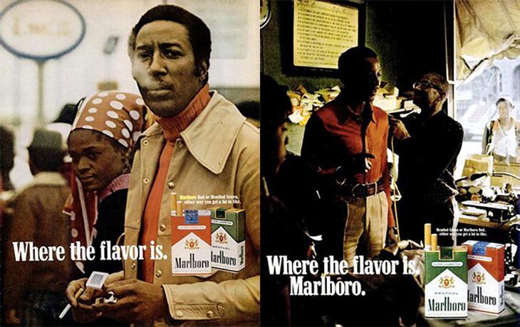 pub marlboro 70's