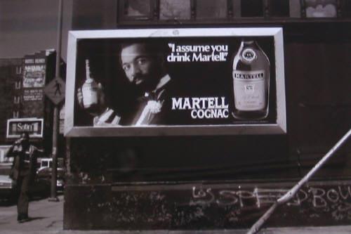 pub Martell Cognac 1983