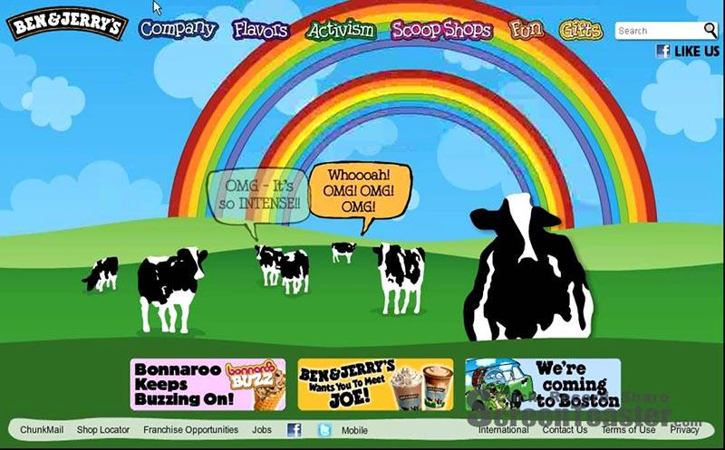 publicité mème Double Rainbow