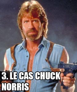 Le cas Chuck Norris