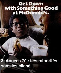 Années 70 : Les minorités sans les clichés