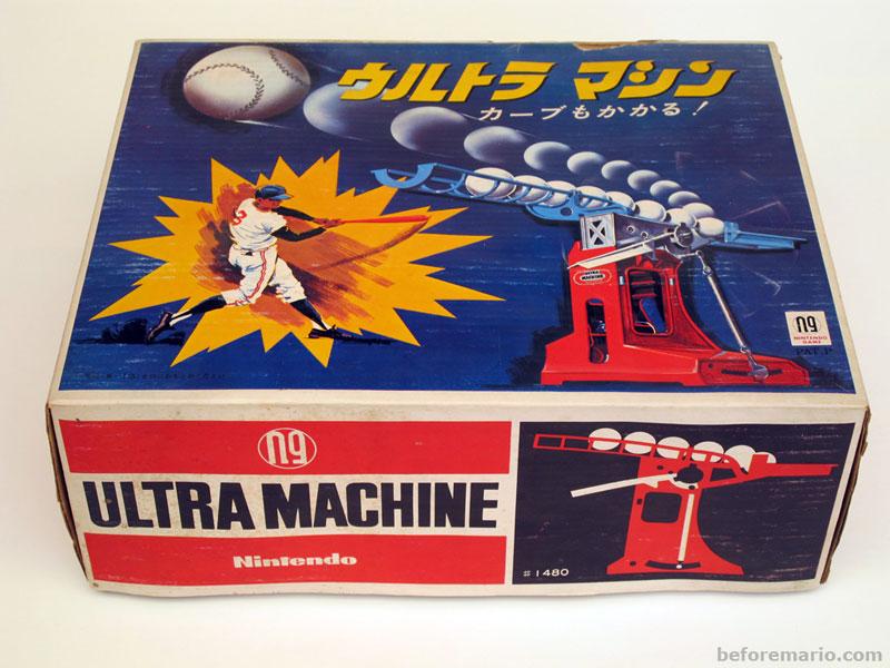 Nintendo Ultra Machine