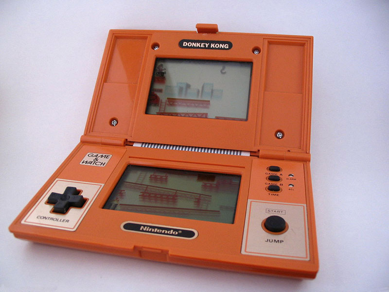 pub nintendo Game & Watch