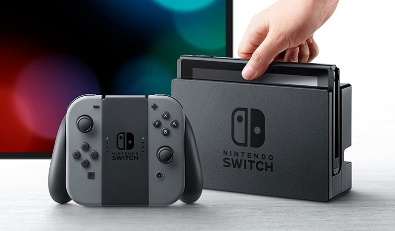 pub nintendo Switch