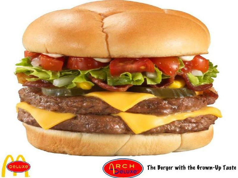 McDonald's Arch Delux