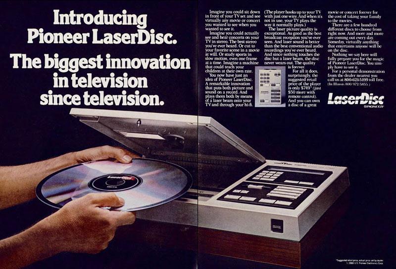 Pionnier LaserDisc
