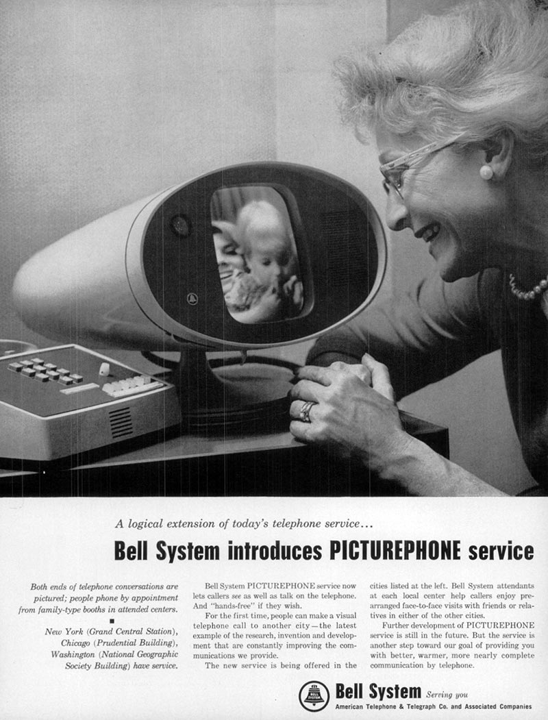 Bell Picturephone