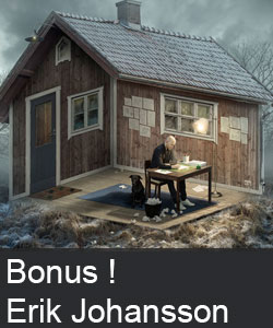 Bonus ! Erik Johansson