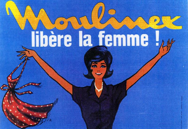 publicité sexiste Moulinex