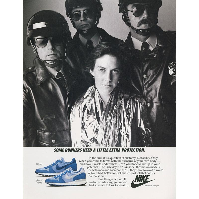 publicité féministe Nike