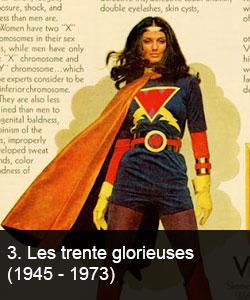 Les trente glorieuses (1945 - 1973)