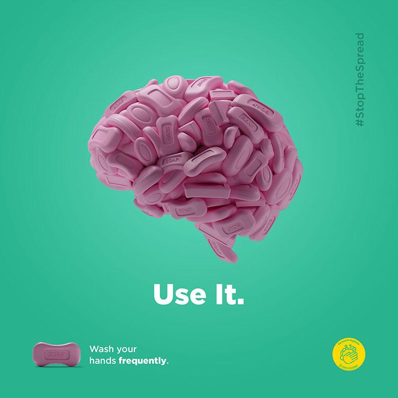 publicité coronavirus Arménie