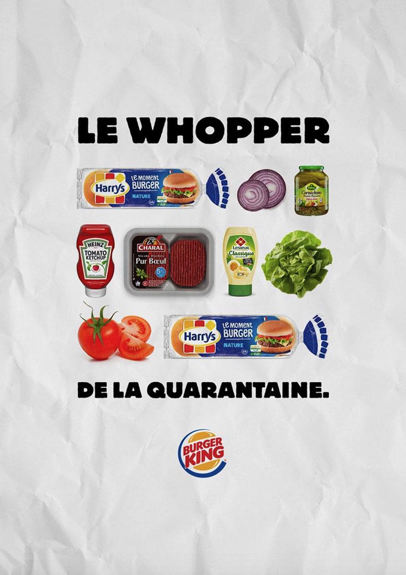 publicité coronavirus France