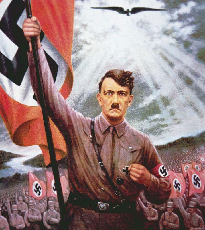 poster Es lebe Deutschland