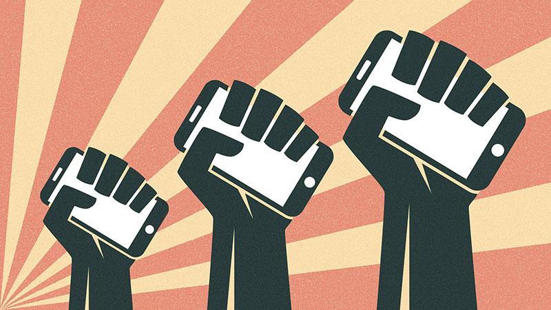 propagande, révolution numérique