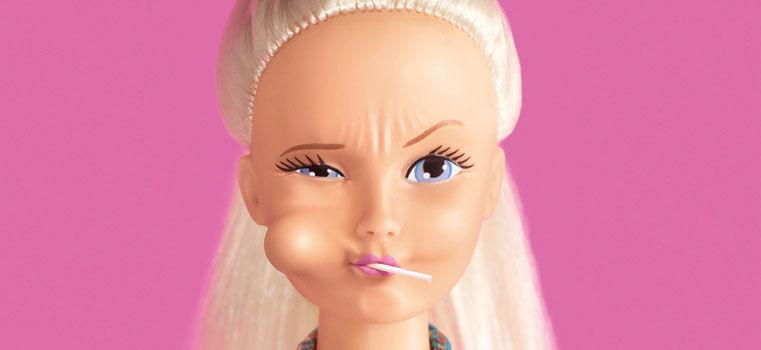 Barbie, femme parfaite et icône publicitaire !