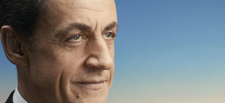 La France forte de Sarkozy est déjà parodiée