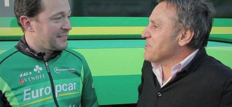 Les yeux dans les pneus, l'humour sponsorisé du Tour de France 2011